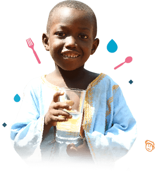 fare volontariato bimbi africa
